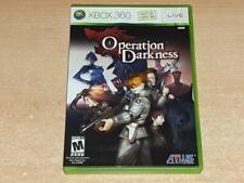 Operation Finsternis Xbox 360 (NTSC, nur nicht Play on UK Konsolen)