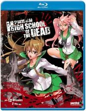High School of the Dead Complete Collection [New Blu-ray] Subtitled