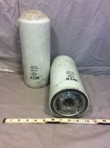 LOT OF 2 Wix 51749 WIX Spin-On Lube Filter
