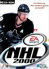NHL 2000, PC CD-ROM jeu.