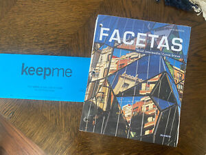 Facetas, 5th Edition Student Textbook & Online Access Code