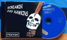 SCREAMIN' JAY HAWKINS / FRENZY - CD (UK 2010)