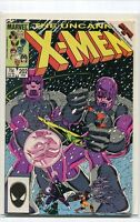Uncanny X-men 202 NM (1963) Marvel Comics Xmen1