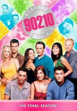 BEVERLY HILLS 90210: THE FINAL SEASON NEW DVD