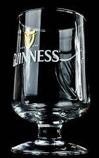 Guinness Beer Glas / Gläser, Bierglas Goblet Glas im 1980 Design