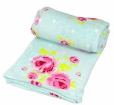 Vintage/Retro Floral Decorative Throws