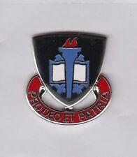 US Army ROTC University of Dayton, OH crest DUI badge G-23
