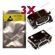 3 X New Micro USB Charging Sync Port Asus Memo Pad ME170 ME170C ME170CX K01A USA