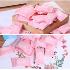 10PCS Compressed Face Mask Paper Disposable Facial Papers Skin Care Wrapped Mask