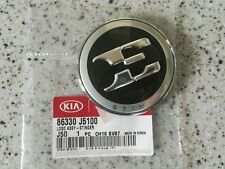 KIA Genuine   STINGER front hood EMBLEM 2017 on   SYDNEY STOCK