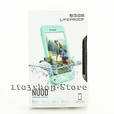 LifeProof nuud Waterproof Water Dust Proof Case for iPhone 7 Plus Mermaid Teal