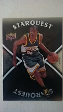 2008-09	Upper Deck Starquest-Black #SQ-9 Kevin Durant  [083]