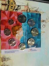 Eerste euromunten set Koning Willem-Alexander 2014 Nederland Introductieset.