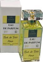 Bastide des Arômes - Eau de Parfums pour femme 100 ml FLEUR DE TIARE - MONOI