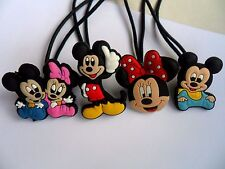 SALE Pair of Mickey Mouse & Freinds Bobble / Bands / Party Fillers  15 TO CHOOSE