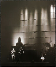 PINK FLOYD POSTER PAGE 1980 THE WALL EARLS COURT DAVID GILMOUR .R70