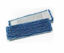 TOP 10 Stück Microfasermopp Chenille 40cm Chenillemopp Wischmopp Micromop bl