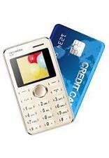 KECHAODA K116 credit card size phone mini small ultra slim Bluetooth Dialer