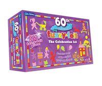 John Adams Fuzzy-felt 60th Anniversary Celebration Set Creative Toy Kit For Kids