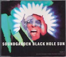 SOUNDGARDEN / BLACK HOLE SUN - PART 2 * MAXI CD *