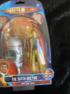 The Sixth Doctor Poseable Action Figure