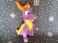"PLAYSTATION Spyro DRAGON morbido peluche giocattolo 12 ""Tall Play by Play IMMACOLATA"