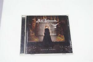 Johnsson Ana-Little Angel JAPAN CD+DVD A13829