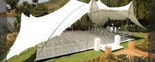 Waterproof Commercial Wedding Event Yard Beach Patio Bedouin Stretch Tent NEW