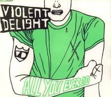 Violent Delight(CD Single)All You Ever Do CD 1-New