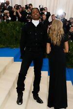 Calvin Klein 205W39NYC F/W 17 Black Jeans By Raf Simons Runway Asap Rocky A$AP