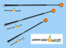 "47.5"" Orange Whip Trainer - for stronger golfers Full Swing Golf Training Aid"