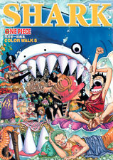 One Piece color Walk 5 Shark *** artbook * nuevo