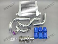 For 83-87 Toyota Corolla GT-S SR5 AE85 AE86 4A-GE 4AGE Intercooler kit + BOV