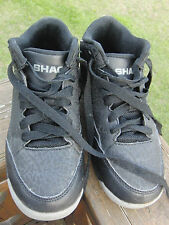 Shaq Black & Gray Rockstar Hi-top Athletic Shoes Sneakers Kids Boys Youth 2