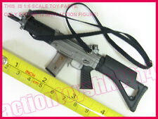 """1/6 scale 5"""" inches  Submachine Gun -  SIG (no sling)"""