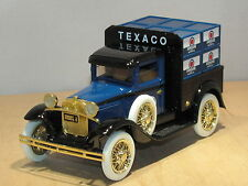 TEXACO HAVOLINE MOTOR OIL  - 1929 FORD MODEL A PICKUP CRATE BANK - by LIBERTY