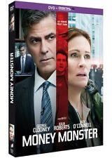 DVD *** MONEY MONSTER *** George Clooney, Julia Roberts  ( neuf sous blister )