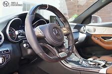 Carbon LE TEF Schaltwippen für Mercedes-Benz W205 C190 W222 W217 W218 X253 R231