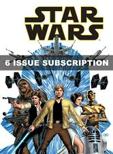 Star Wars - 6 Issue Subscription Marvel Comics