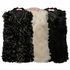 Girls' Fur Casual Winter Coats, Jackets & Snowsuits (2-16 Years)