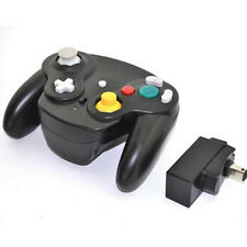 2.4G Wireless Remote Gaming Controller w/ Receiver for Nintendo GameCube NGC