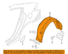 KIA OEM 14-16 Forte Exterior-Splash Shield Left 86821A7000