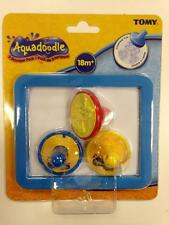 AquaDoodle E72394 No Mess Creative Fun 3 Stampers Set and Water Tray  - New