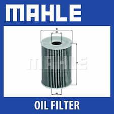 Mahle Oil Filter OX415D (fits Nissan, Renault, Vauxhall)
