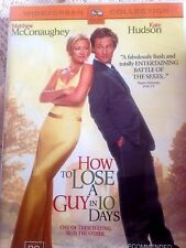 How To Lose A Guy In 10 Days (DVD, 2003) * USED *