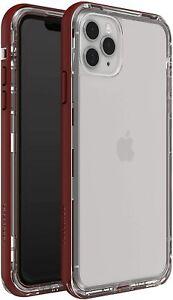 LifeProof Next Series Case for iPhone 11 PRO MAX - Raspberry Ice Easy Open Box