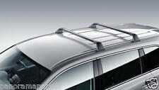 Toyota Kluger Roof Rack 2 Bar Set (Non Roof Rail Type) GSU55 GX GENUINE NEW
