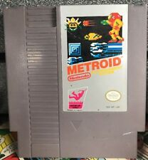 Metroid | Cart Only | Nintendo NES | TESTED | Contacts Polished