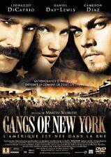 Gangs of New York DVD NEUF SOUS BLISTER