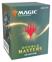 One (1) Double Masters VIP Pack NEW SEALED MTG Magic SHIPS 8/7!